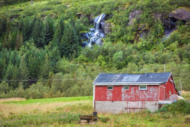 Waterval in je achtertuin
