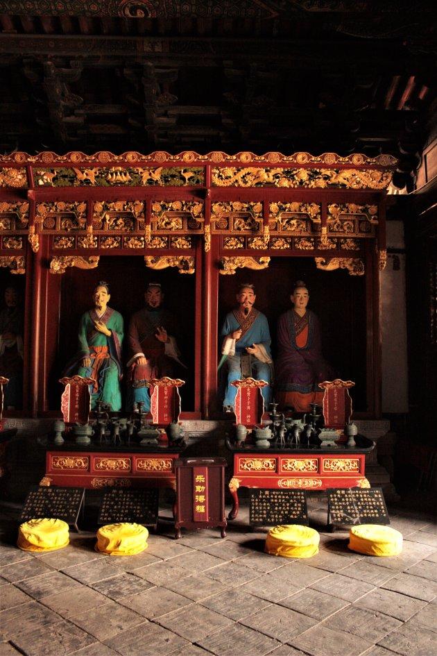 Confucius tempel