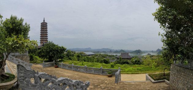 Bai Dinh tempelcomplex
