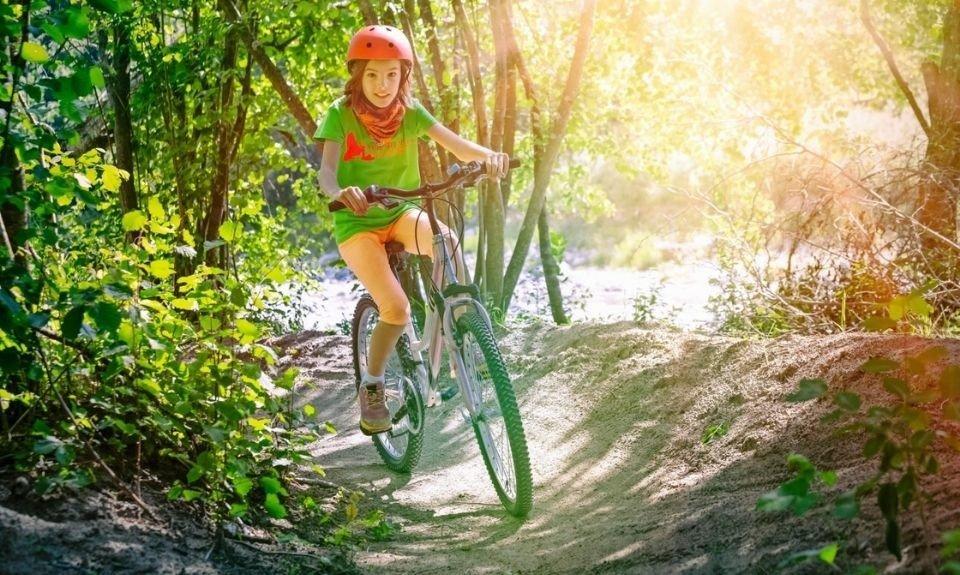 mountainbiken kids Nederland