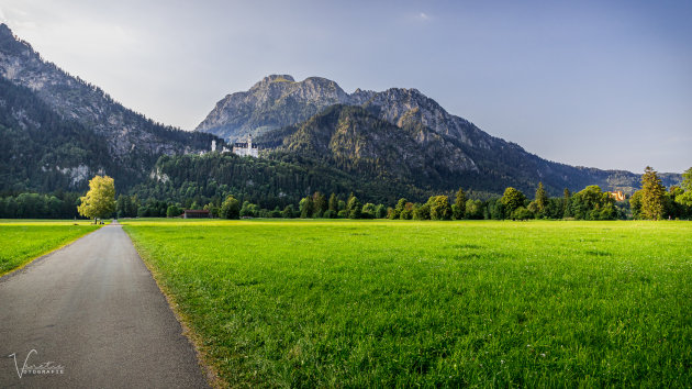 The 2 castles of Lüdwig