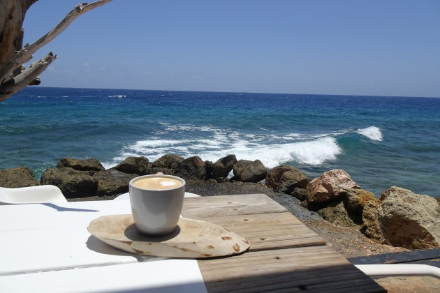 cappuccino in Curacao