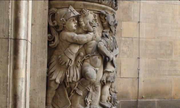 Dresden, detail