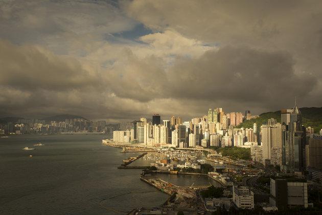 Hong Kong Harbourview