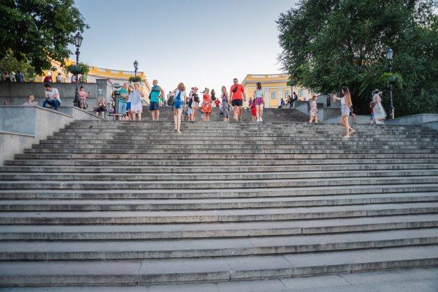 Beroemde trappen