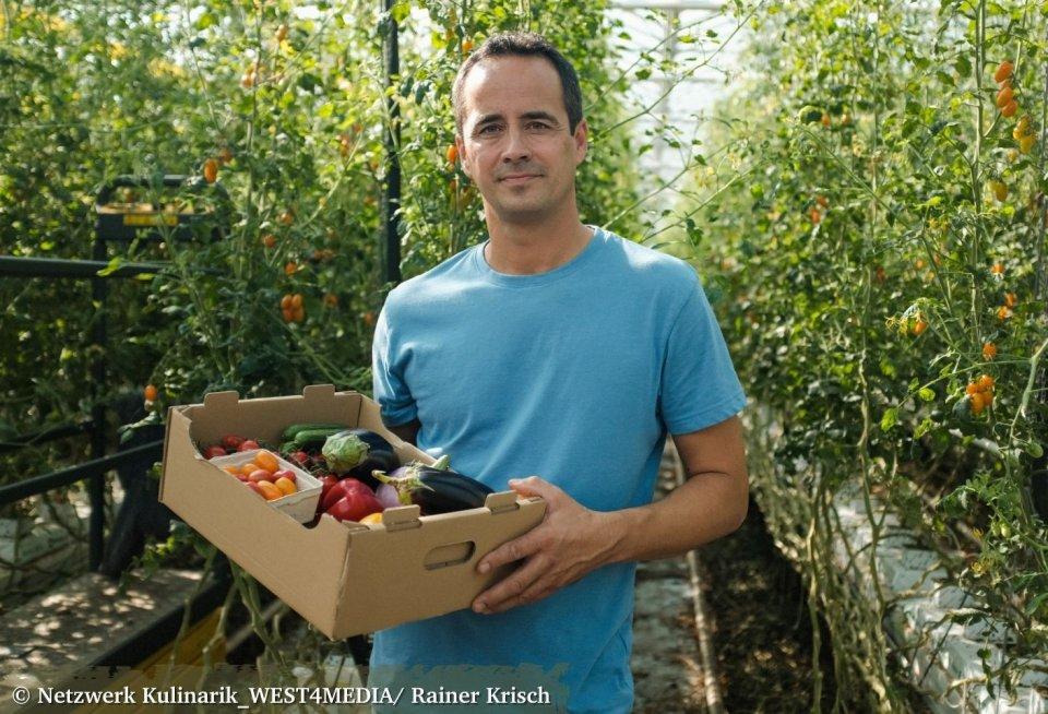 De start-up Blün produceert groente en vis met een gesloten kringloop. © Netzwerk Kulinarik_WEST4MEDIA/ Rainer Krisch