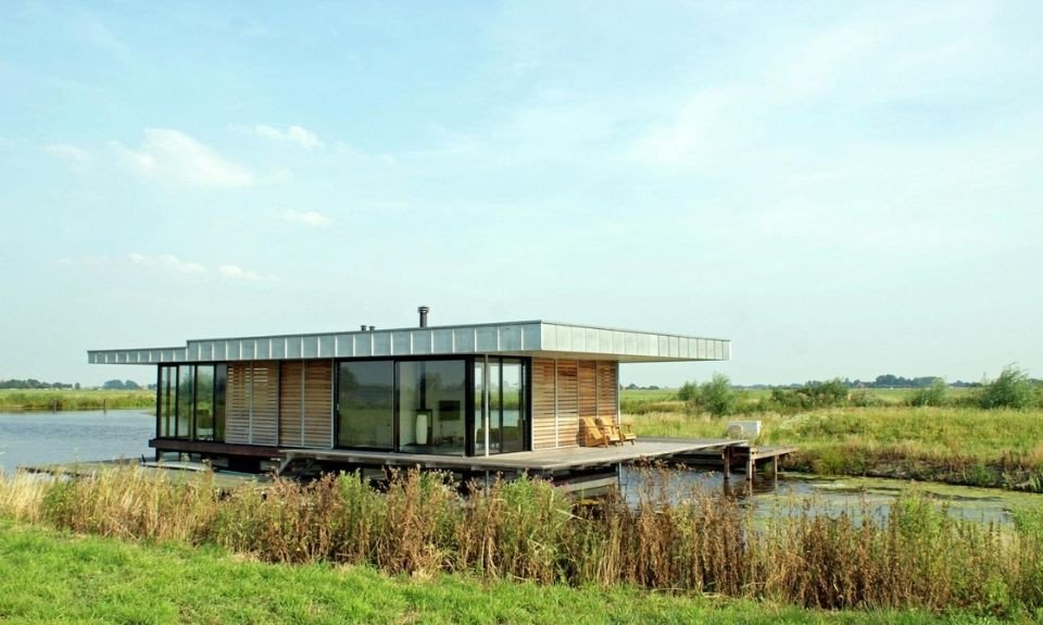 Watervilla Friesland