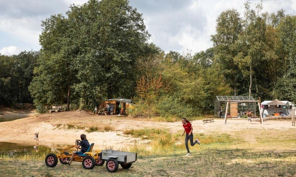 Familie Buitenhuys Huisje 7 Noord-Holland