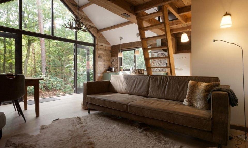 Bosstudio gelderland Veluwe Treehouse Studio