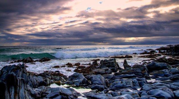 Aan de Barendszee
