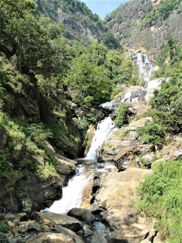 De Rambola waterval.