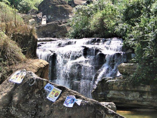 Waterval Ella Uda Ella Falls