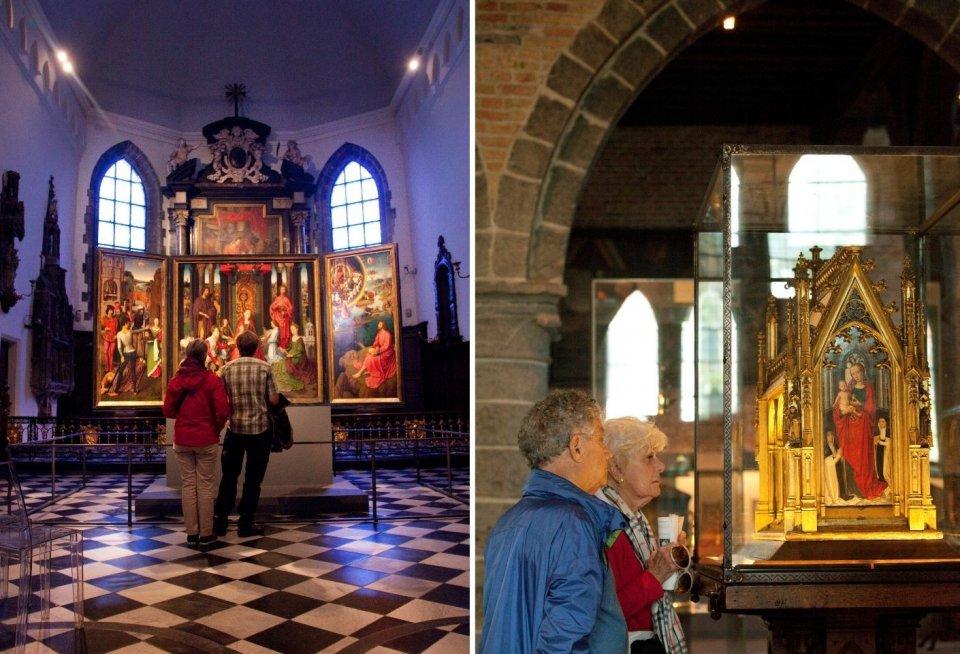 Sint-Janshospitaal museum Brugge