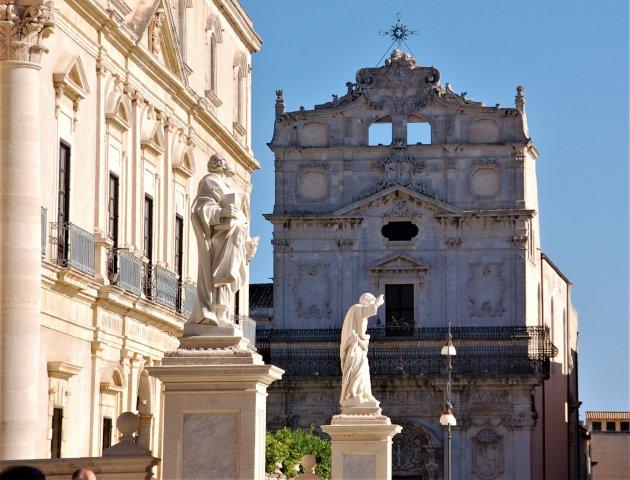 Siciliaanse barok