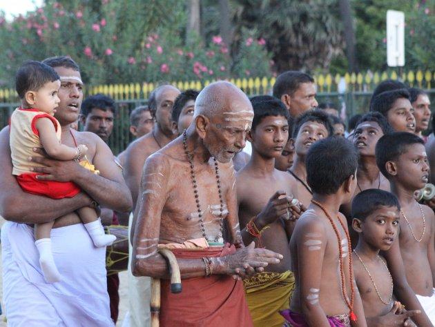 Processie Jaffna
