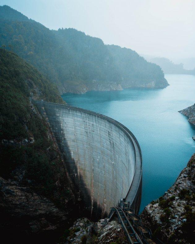 Gordon Dam, Tasmanië