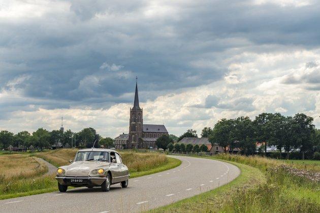 Maas dijk roadtrip