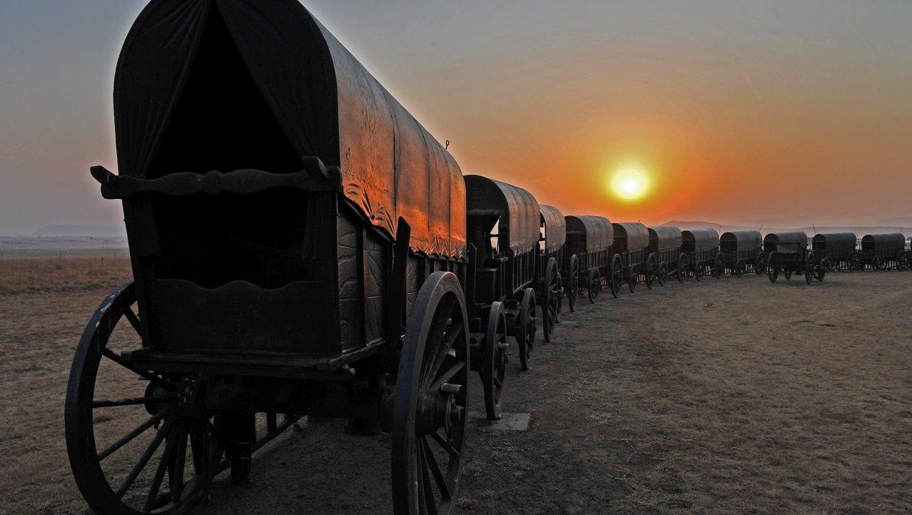 Slag bij Bloedrivier, KwaZulu-Natal
