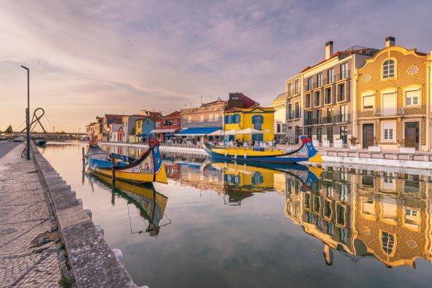 Het Venetië van Portugal