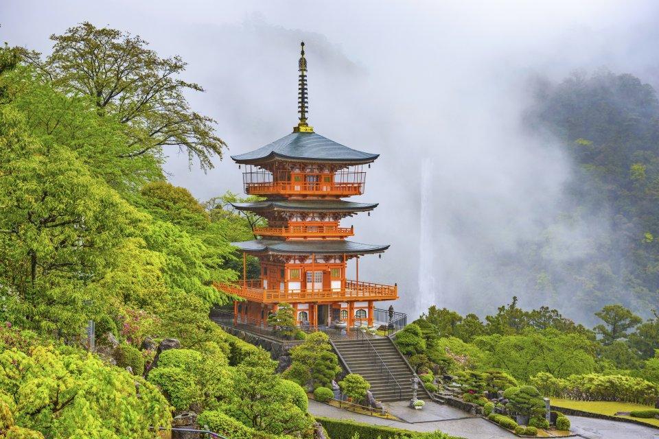 Heilig huisje: De Seiganto-ji-pagode in Shikoku, Japan CREDIT SeanPavonePhoto