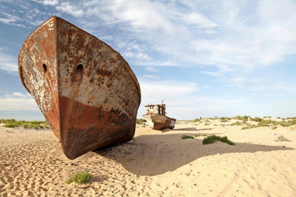 Aralmeer Oezbekistan CREDIT iStock