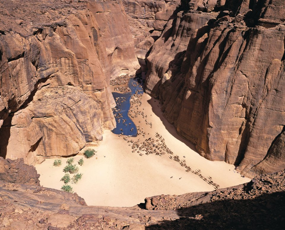 Ennediplateau, Tsjaad