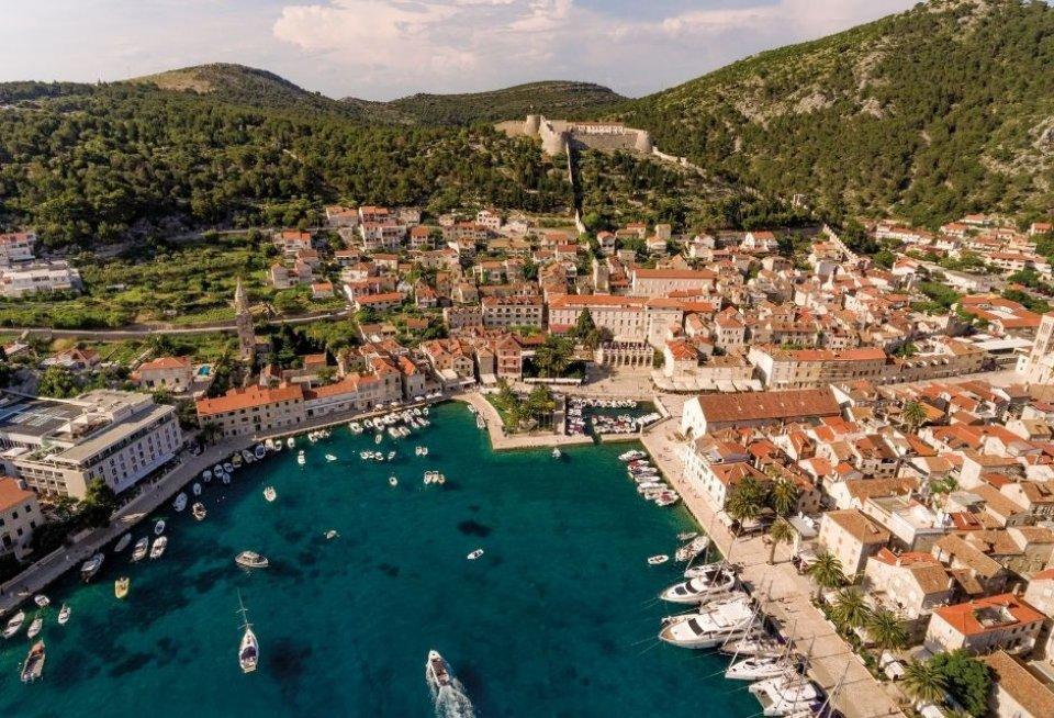 Hvar, Kroatië. Foto: Hrvoje Serdar