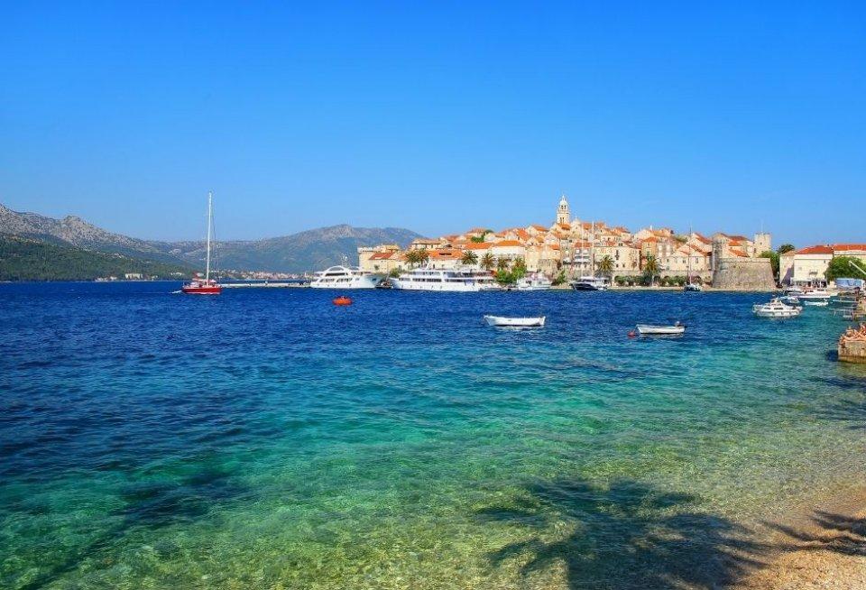 Korcula, Kroatië. Foto: Shutterstock