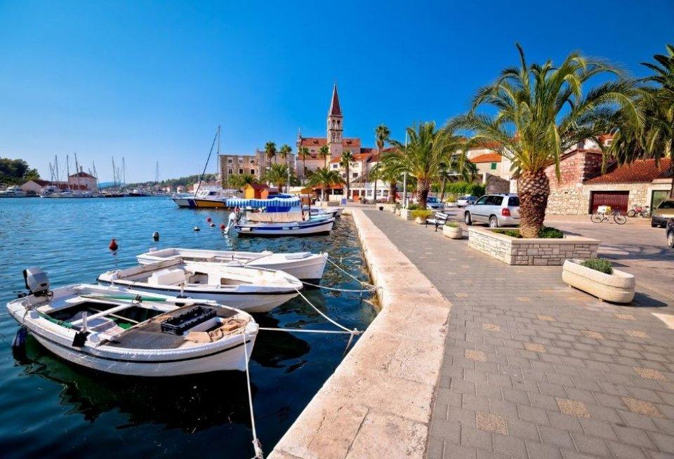 Milna, Brac, Kroatië. Foto: Shutterstock