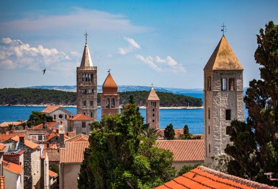 Rab, Kroatië. Foto: Ivo Biocina