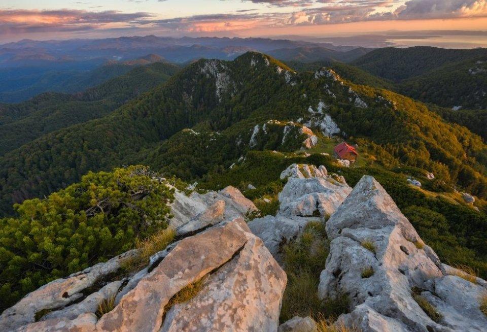 Risnjak NP, Kroatië. Foto: Antun Cerovecki