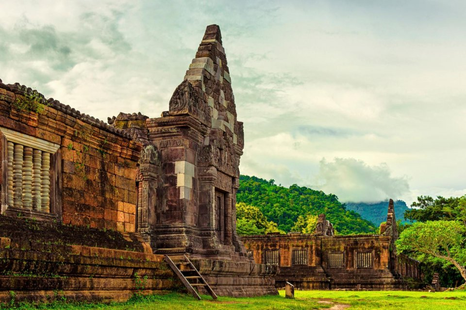 Wat Phou, Laos. Foto: iStock
