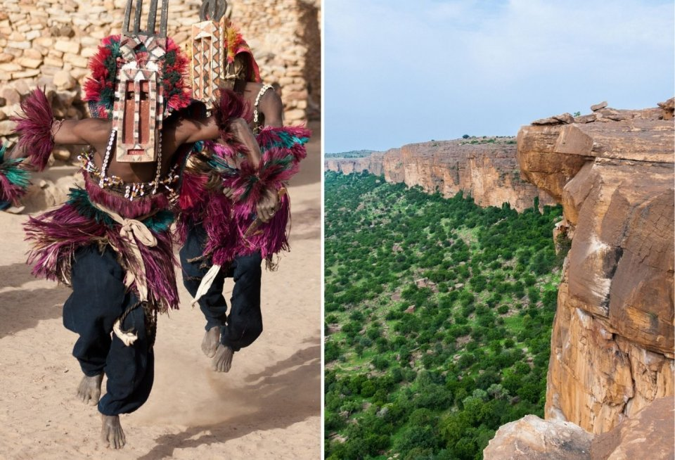 Dogonland, Mali. Foto's: iStock