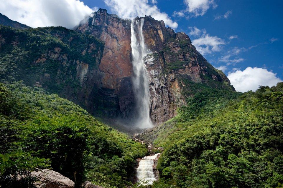 Angel Falls, Venezuela. Foto: Fabio Filzi, iStock