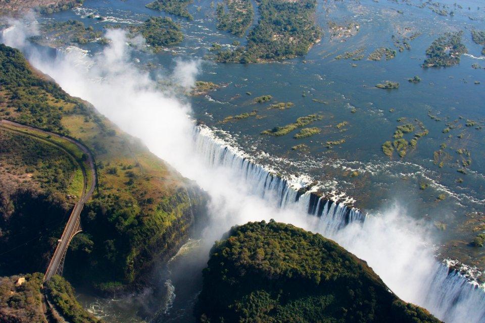 Victoria Falls, Afrika. Foto: Thomas Saupe/ iStock