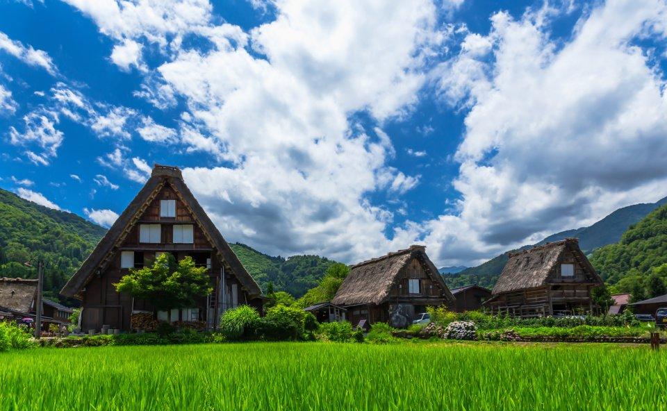 Shirakawa-go, Japan. Foto: iStock