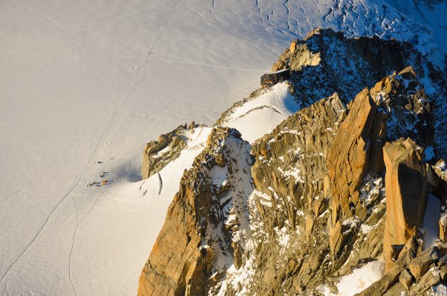 Basecamp Mont Blanc