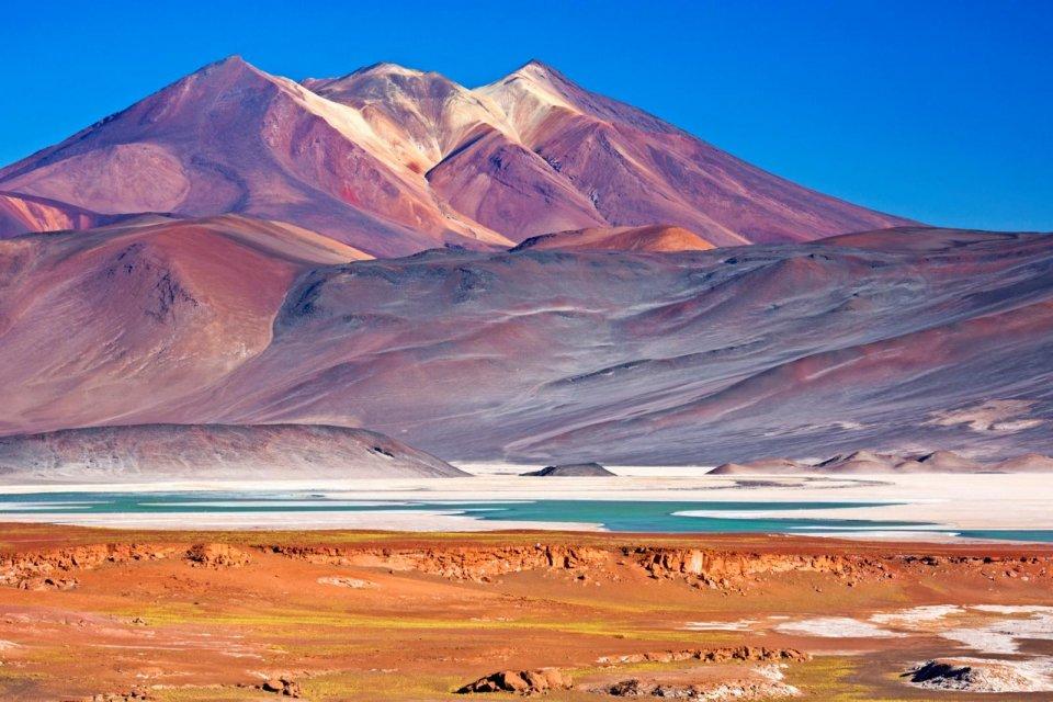 Atacamawoestijn, Chili. Foto: Sara Winter/ iStock