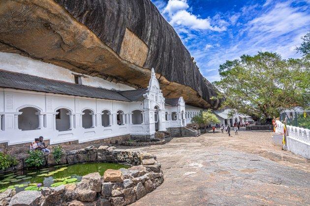 Dambulla Rots-tempels