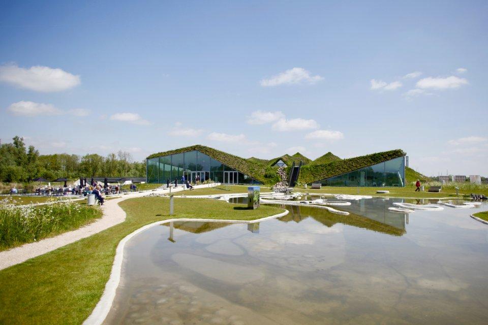 Biesbosch Museumeiland. Foto: Richard Brocken/Hollandse Hoogte