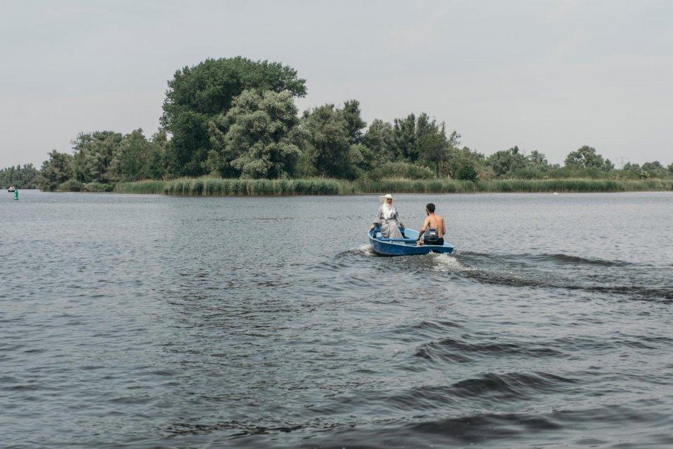 Neem een fluisterbootje om door de Biesbosch te varen CREDIT Sabrina Gaudio