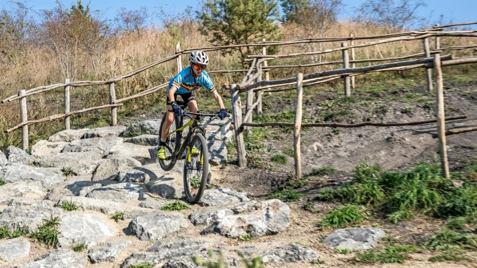 Mountainbike piste - Avonturenberg be-MINE CREDIT Dirk Dekens