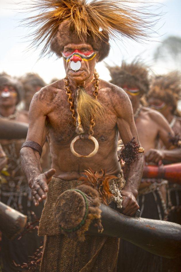 Papua Nieuw Guinea Jiwakafestival
