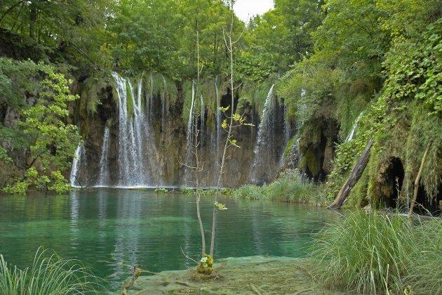 Plitvicemeren  NP Kroatië