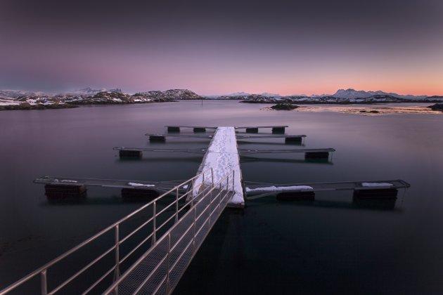 Noorwegen Vesteralen Offersoy