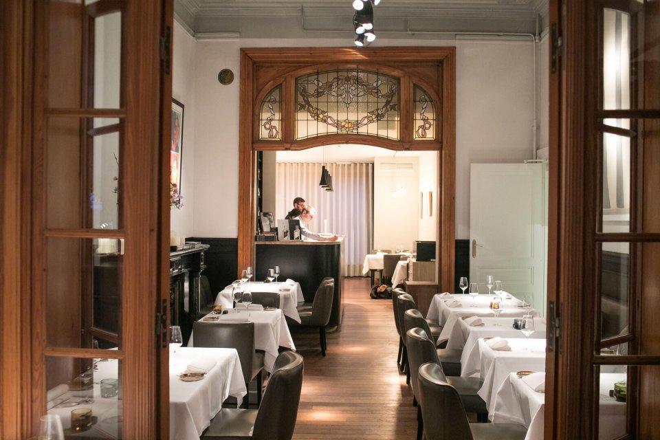 Restaurant Vrijmoed, Gent. © Stad Gent - Dienst Toerisme