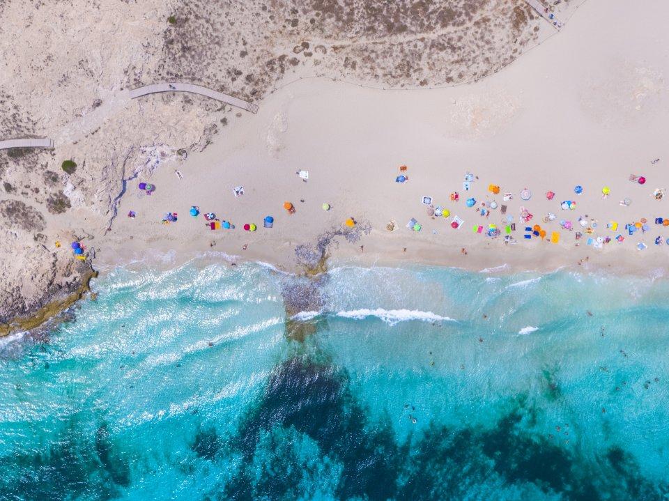 Formentera Ibiza Spanje. Foto: George Williams/ iStock