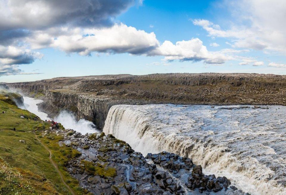 Dettifoss - IJsland. Foto: PBSM/ Getty Images