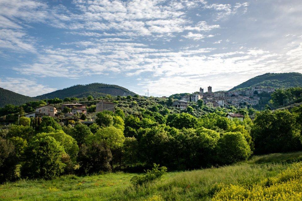 Wandelwalhalla - het dorpje Portaria is een van de leuke pitstops tijdens een wandeling in de bergen van Pilion CREDIT iStock