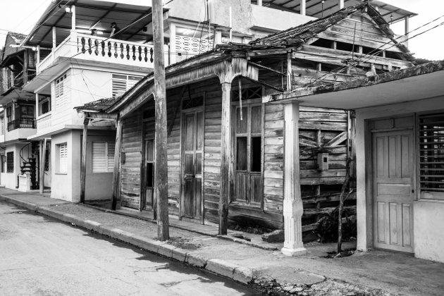 De huisjes van Baracoa